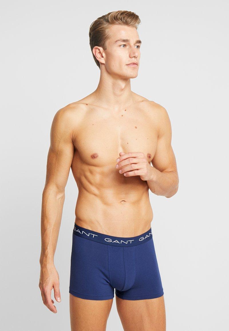GANT - TRUNK SEASONAL SOLID 3 PACK - Underkläder - persian blue