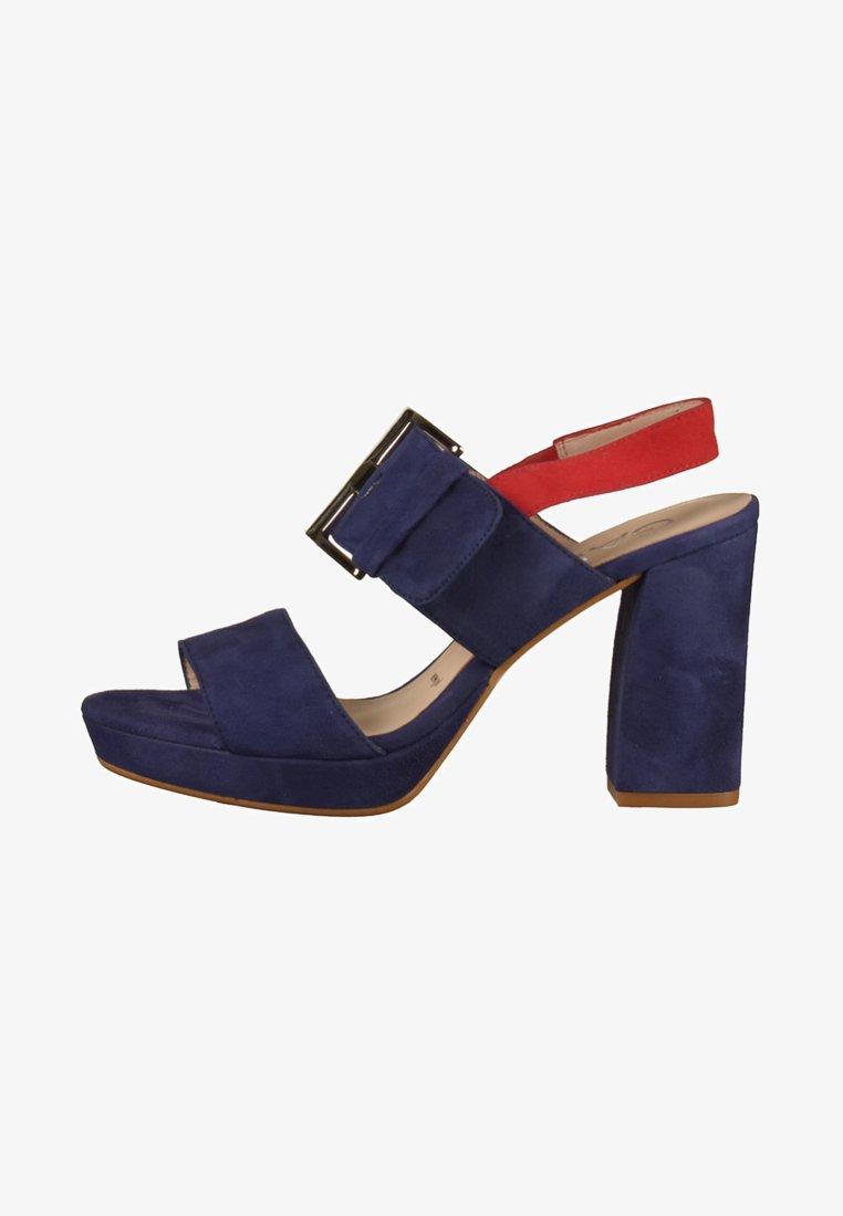 Gadea - High heeled sandals - blue