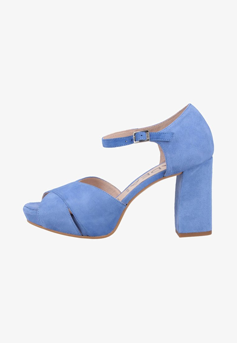 Gadea - High heeled sandals - blue