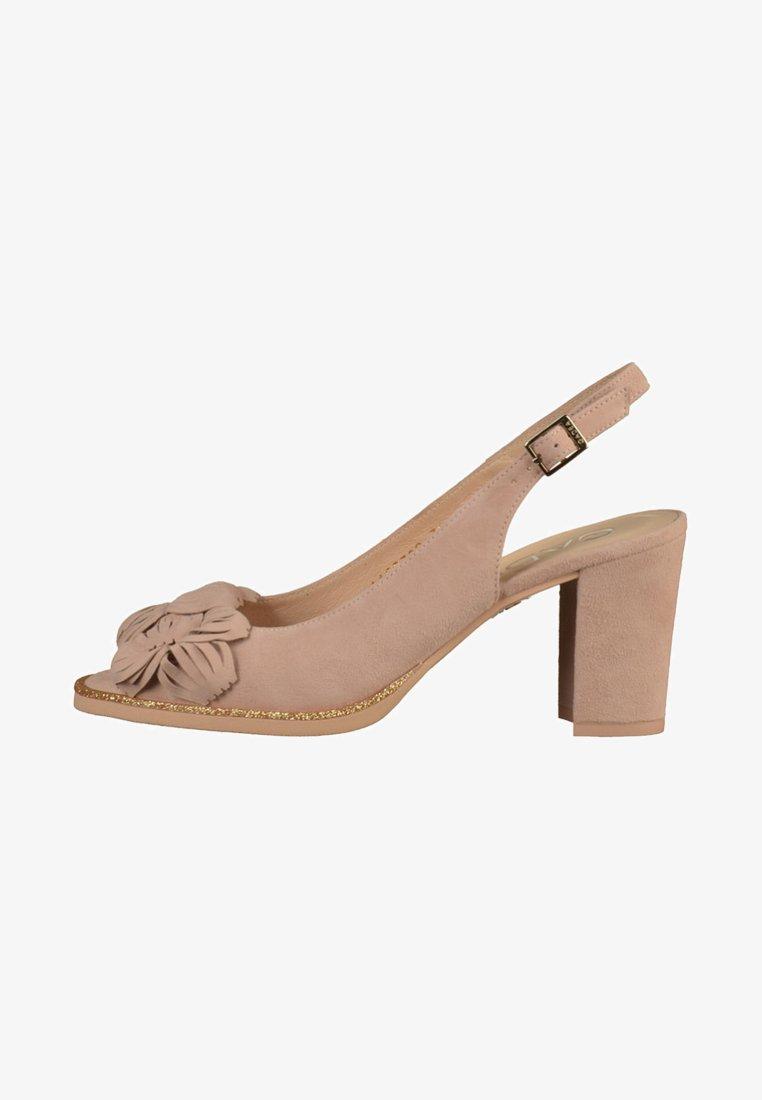 Gadea - Peep toes - rose