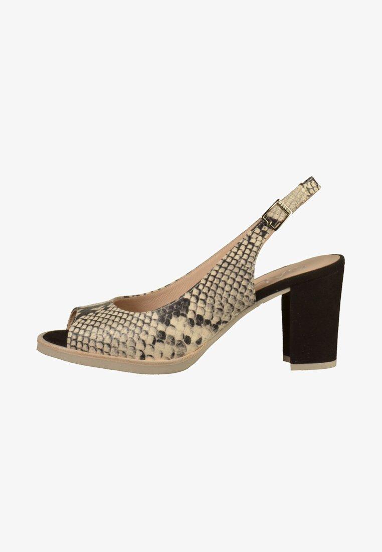 Gadea - Peep toes - black