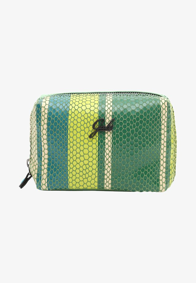 G CASE  - Wash bag - green