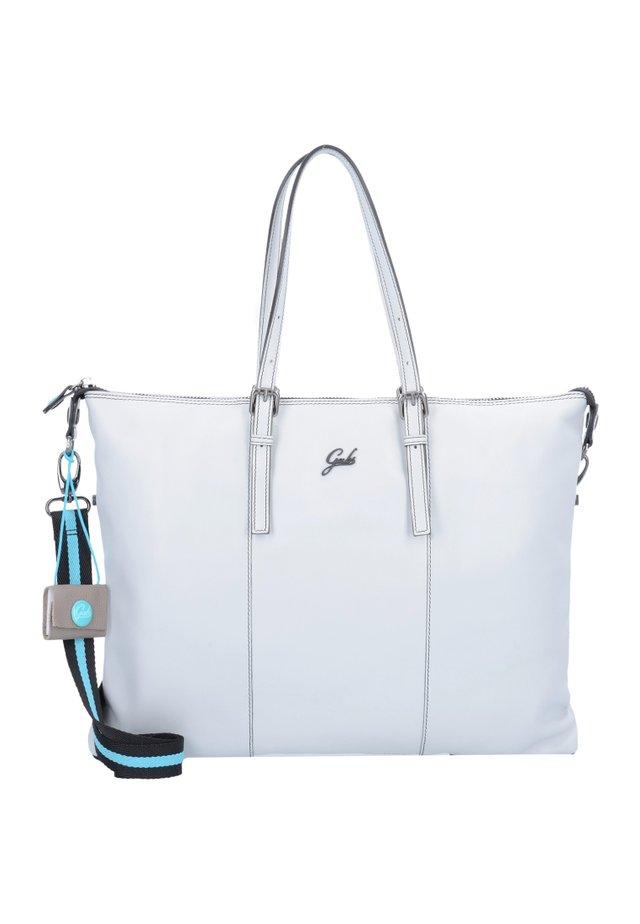Handbag - pearl grey