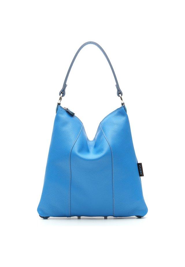 SOFIA - Tote bag - torquoise