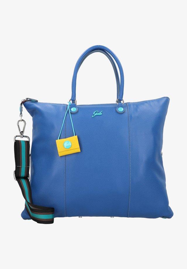 Tote bag - cobalt