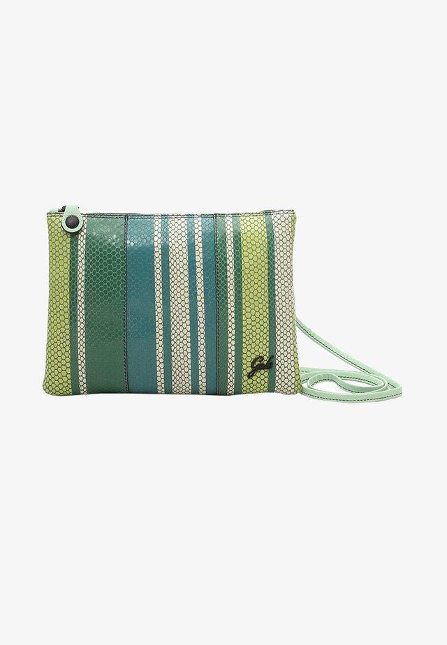 BEYONCE - Across body bag - green