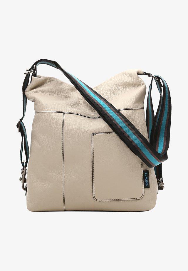 CLARISSA  - Across body bag - beige