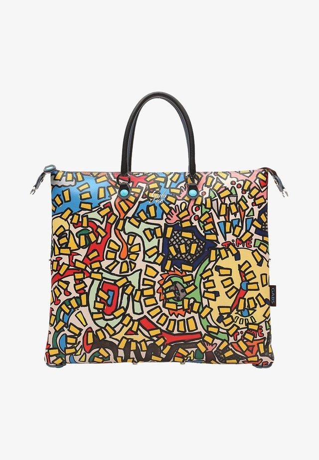 Tote bag - multi-coloured