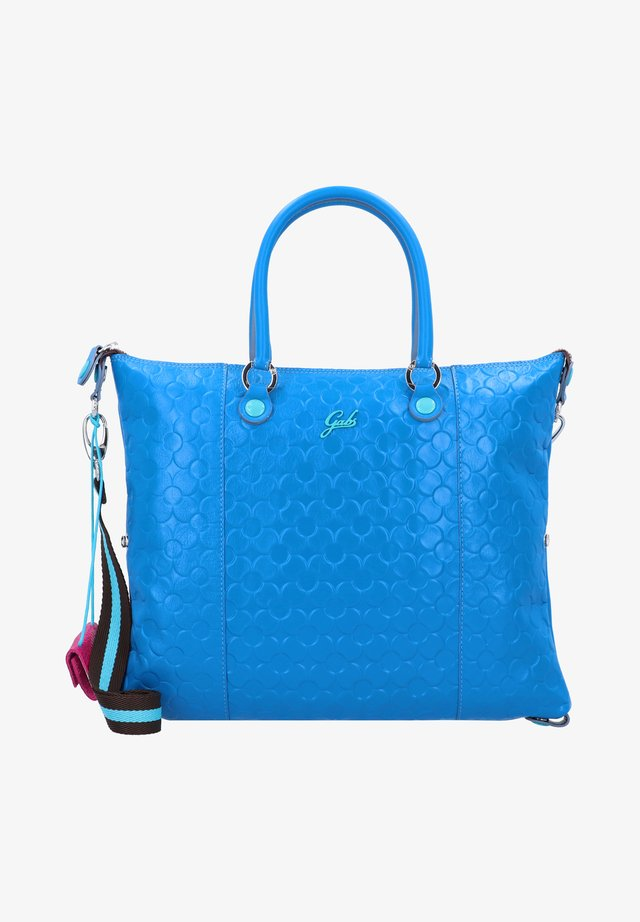 Handbag - electric blue