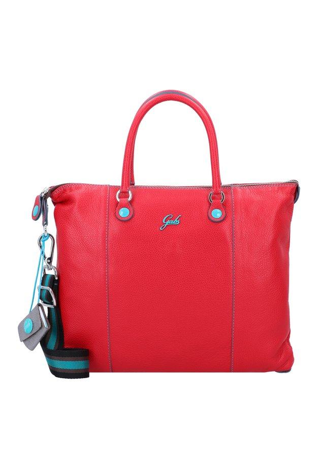 GABS G3 HANDTASCHE LEDER 36 CM - Handbag - blood