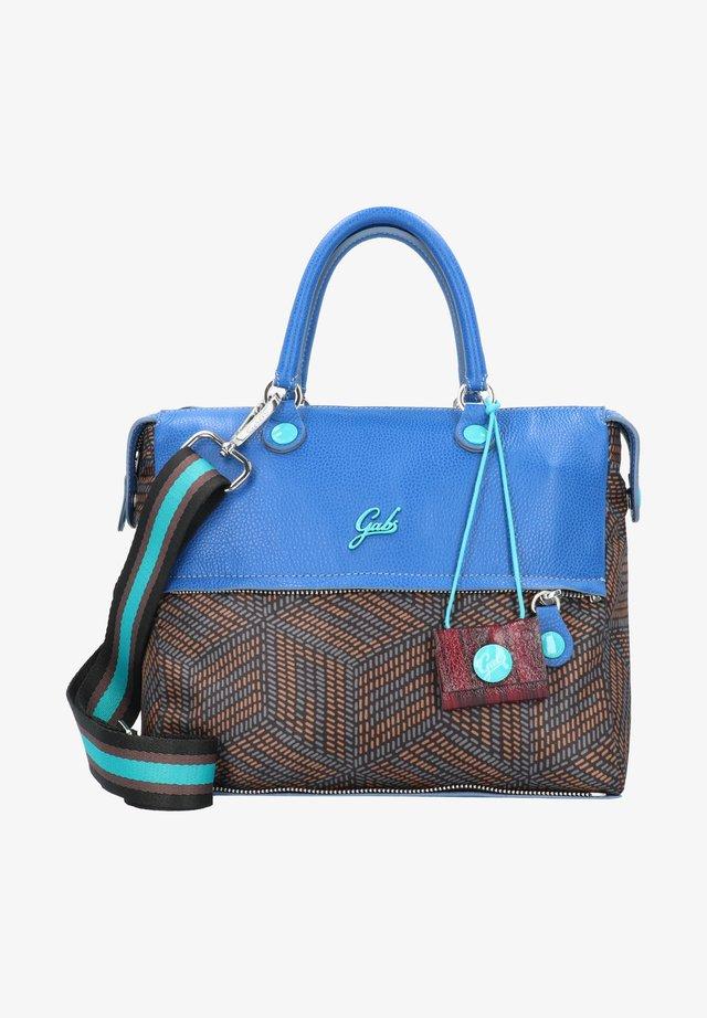 EMILIA - Handbag - cobalto