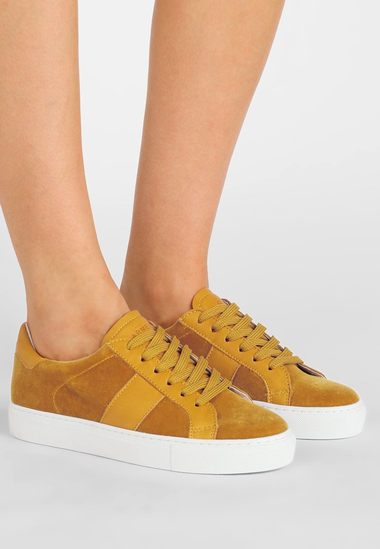 GARMENT PROJECT - ACE - Sneakers - yellow