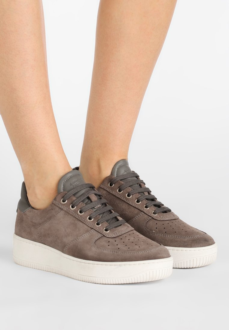 GARMENT PROJECT - FLASH LACE - Trainers - grey