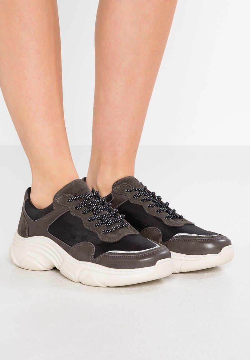 GARMENT PROJECT - FLEX - Sneakers - dark grey