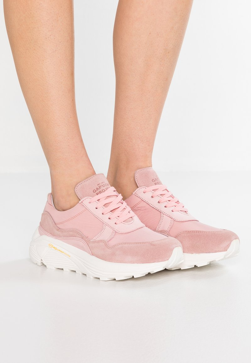 GARMENT PROJECT - BAILY RUNNER - Trainers - baby pink