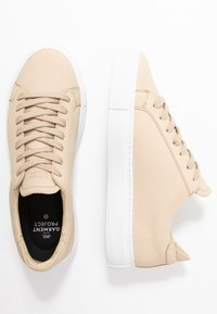 GARMENT PROJECT - TYPE - Sneakers basse - cream - 3