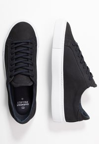 GARMENT PROJECT - Trainers - navy - 3