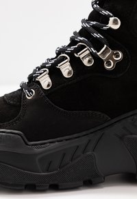 GARMENT PROJECT - Sneakers hoog - black - 2