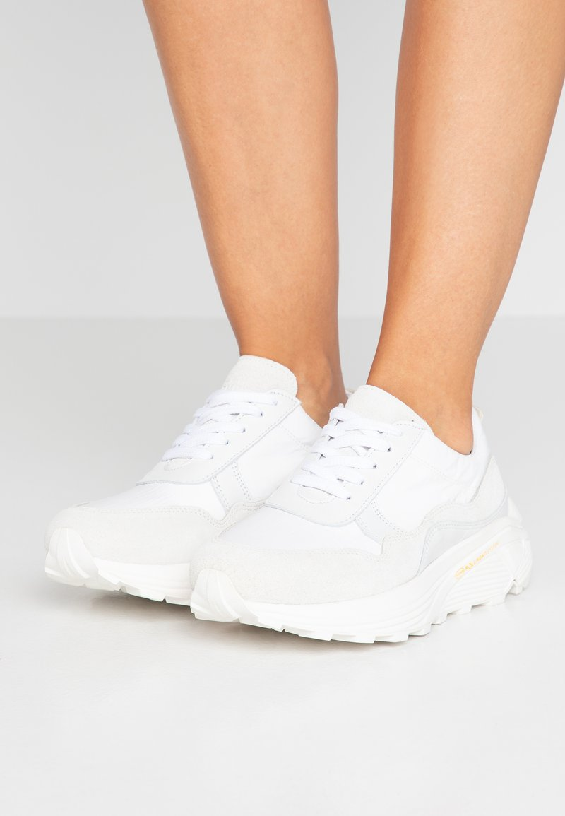 GARMENT PROJECT - BAILEY RUNNER - Sneaker low - white