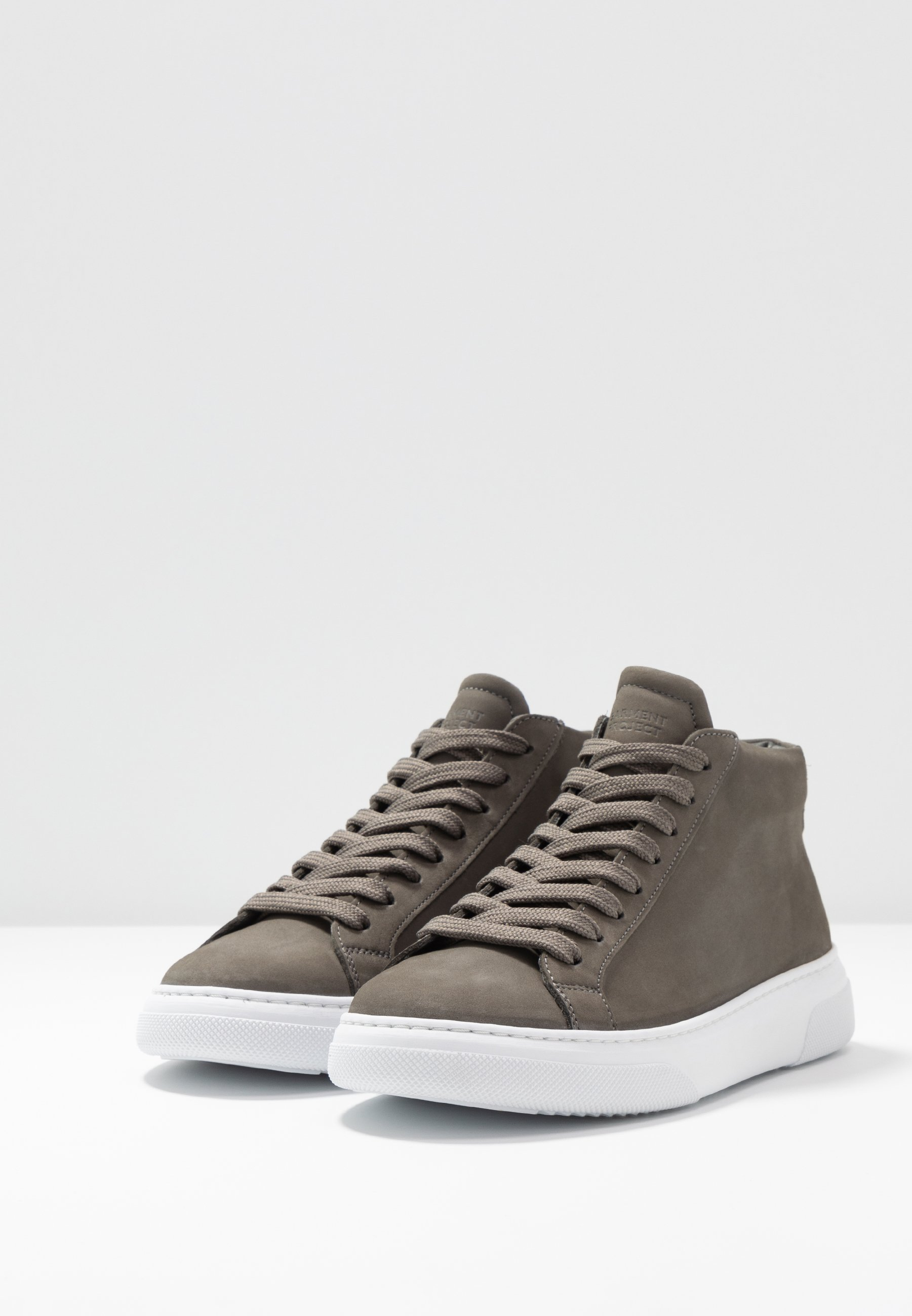 EXCLUSIVE TYPE MID Höga sneakers earth