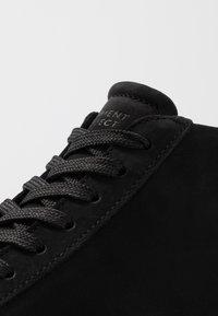 GARMENT PROJECT - EXCLUSIVE TYPE MID - Höga sneakers - black - 2