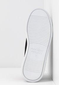 GARMENT PROJECT - EXCLUSIVE TYPE MID - Höga sneakers - black - 6