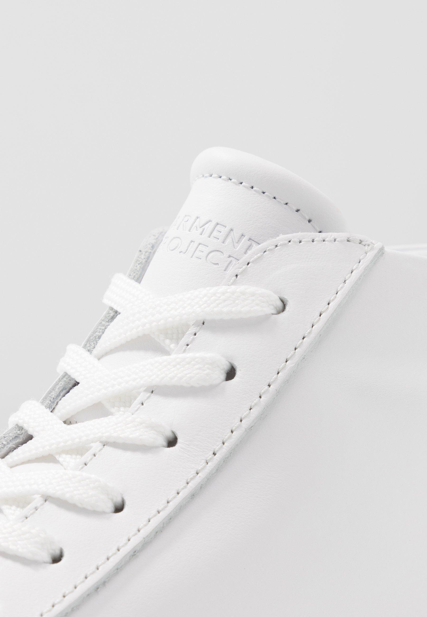 TYPE MID SLIM SOLE Höga sneakers whitelight grey