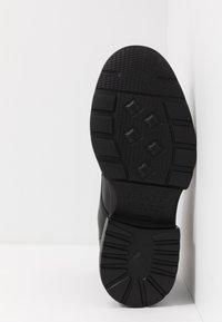 GARMENT PROJECT - MILI LACE BOOT - Botines con cordones - black - 4