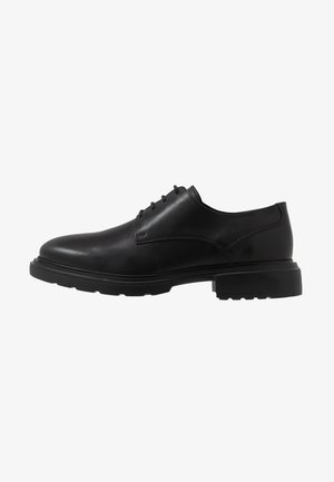 DERBY - Stringate - black