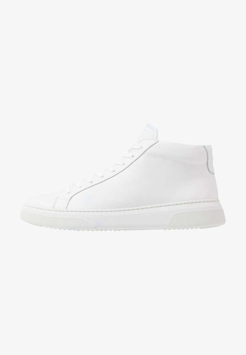 GARMENT PROJECT - High-top trainers - white