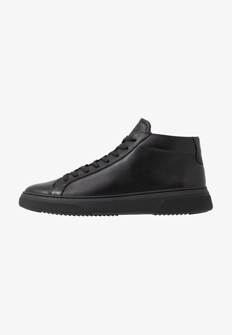 GARMENT PROJECT - Sneakersy wysokie - black