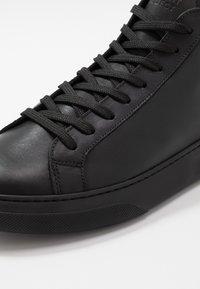 GARMENT PROJECT - Sneakersy wysokie - black - 5