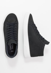 GARMENT PROJECT - Sneakers high - navy - 1