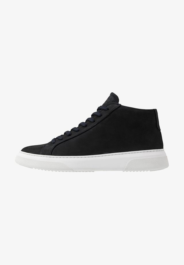 Höga sneakers - navy