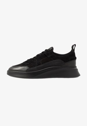 NEW YORK - Sneakers basse - black