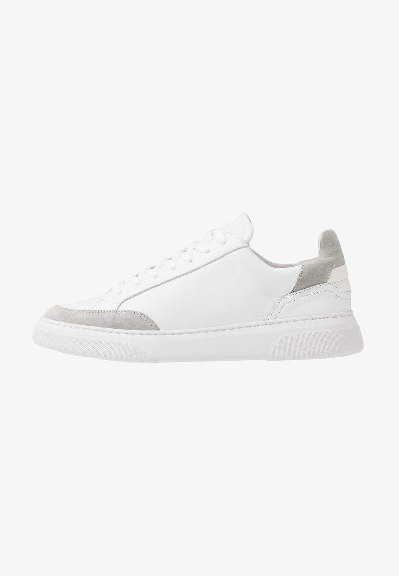 GARMENT PROJECT - OFF COURT - Sneakers laag - white/grey