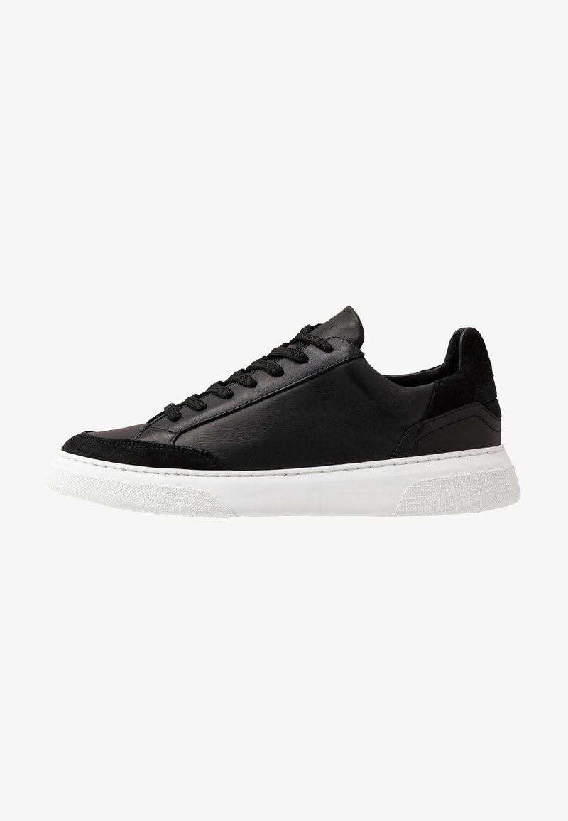 GARMENT PROJECT - OFF COURT - Sneakers laag - black