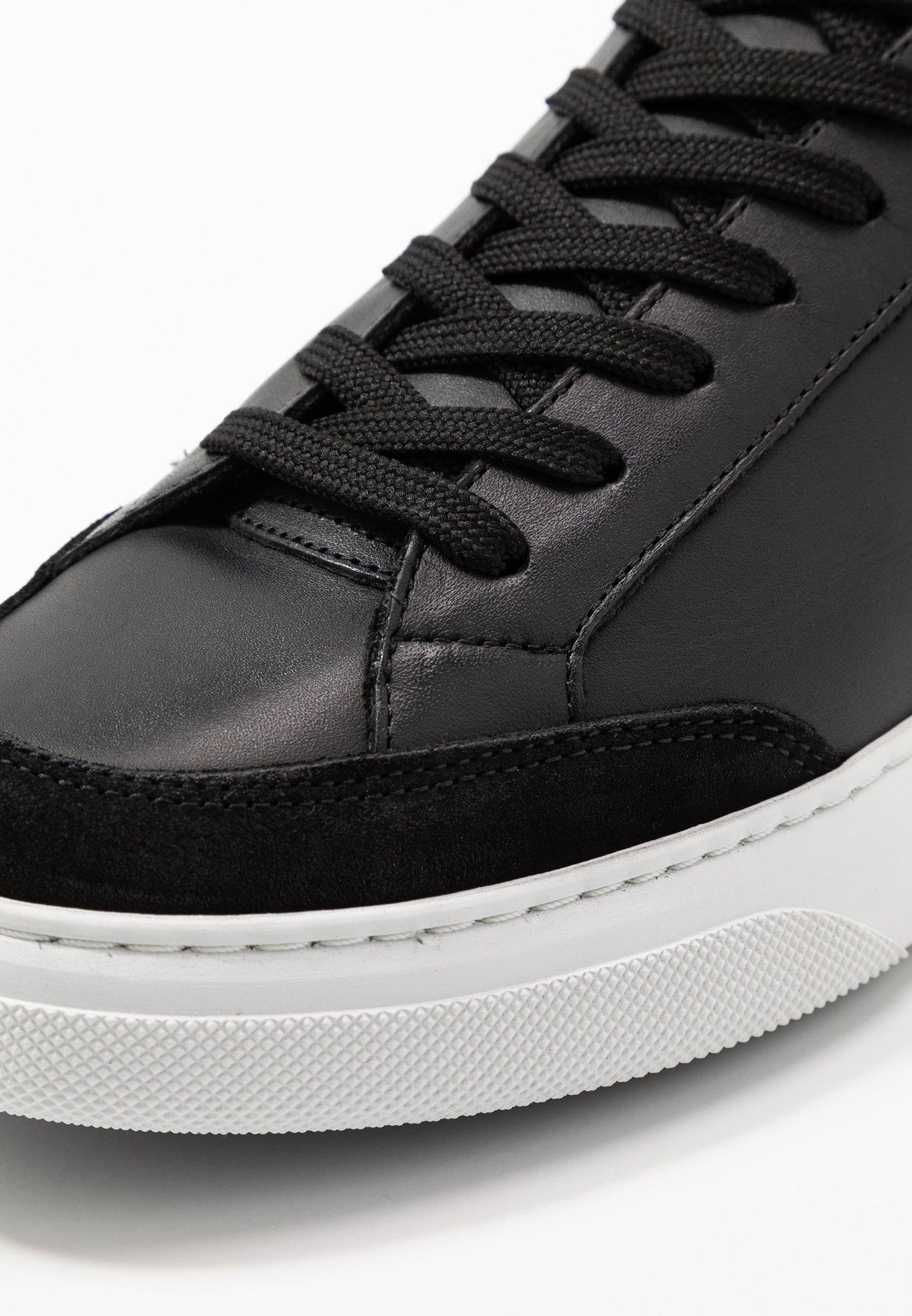 GARMENT PROJECT OFF COURT - Baskets basses - black