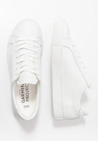 GARMENT PROJECT - TYPE VEGAN - Sneaker low - white - 1