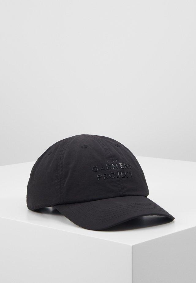 LOGO CAP - Cappellino - black
