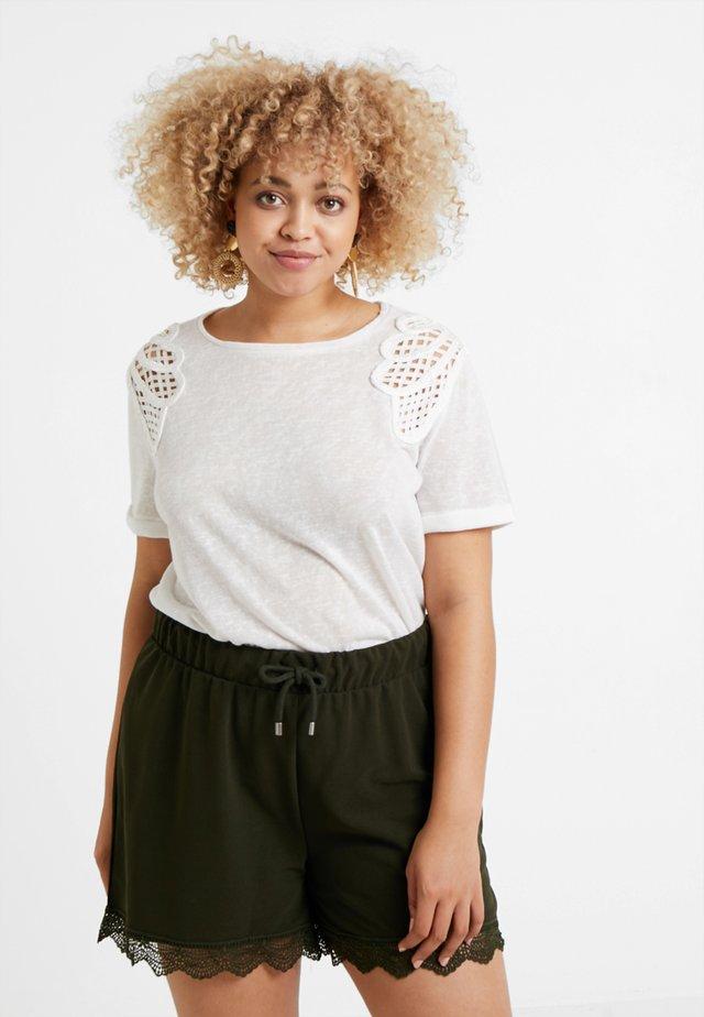 INSERT - T-shirts print - offwhite