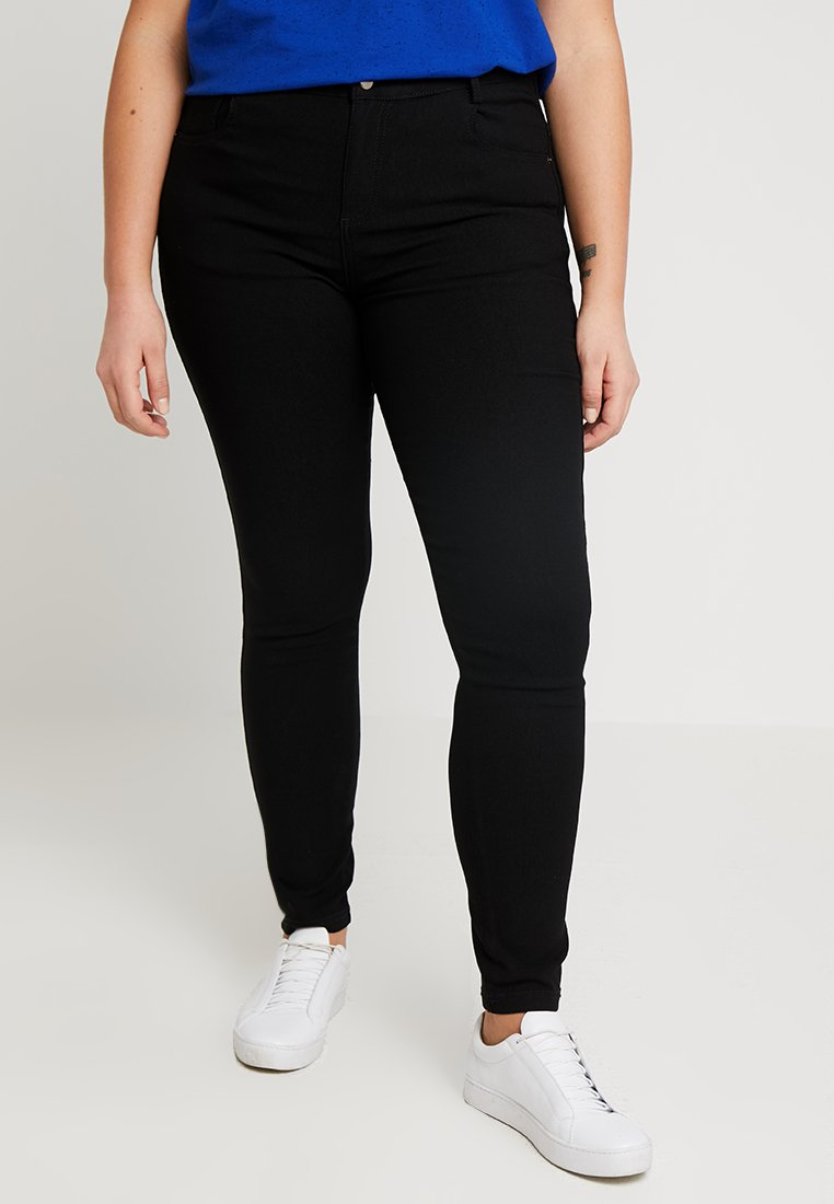 Gabrielle by Molly Bracken - Jeans Skinny Fit - black