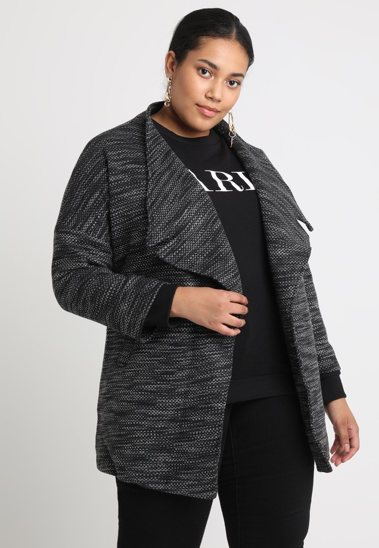 Gabrielle by Molly Bracken - LADIES COAT - Classic coat - black