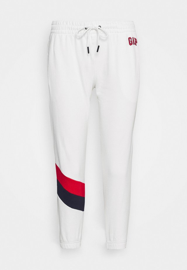 USA - Tracksuit bottoms - milk