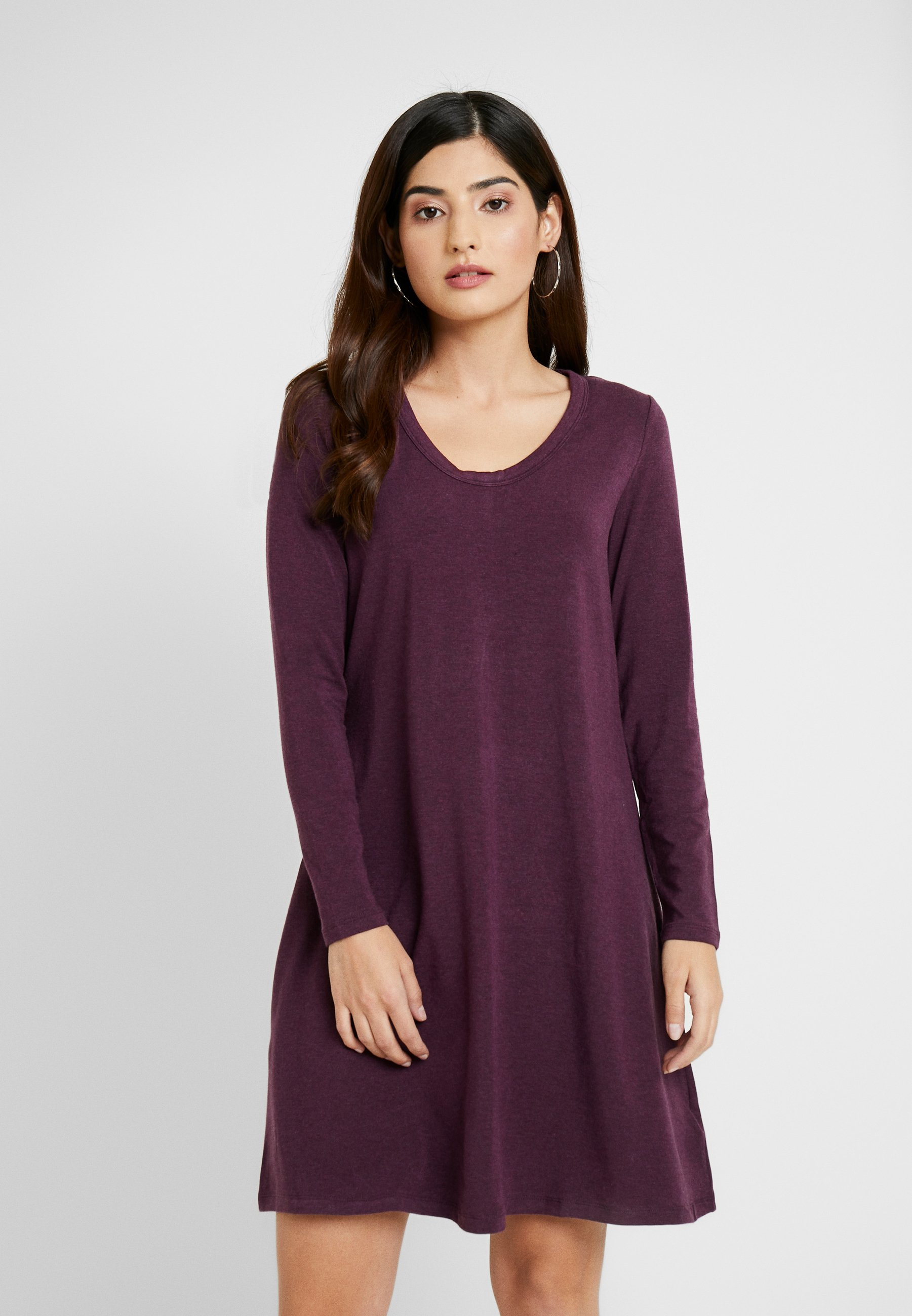 GAP Petite Robe en jersey - violet secret plum