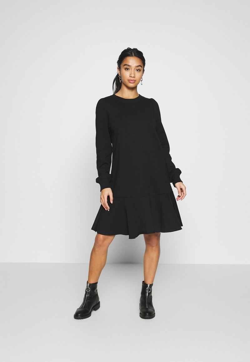 GAP Petite - Day dress - true black