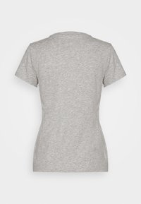 GAP Petite - TEE - Camiseta estampada - grey heather - 1