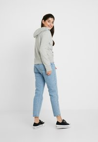 GAP Petite - Jersey con capucha - light heather grey - 2