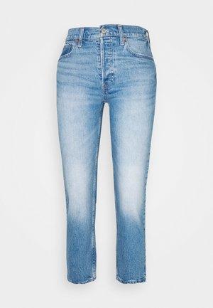 CHEEKY STRAIGHT ATLANTIC - Jeans Skinny Fit - medium indigo