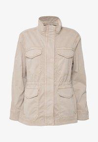 GAP Petite - UTILITY - Lett jakke - beige - 4